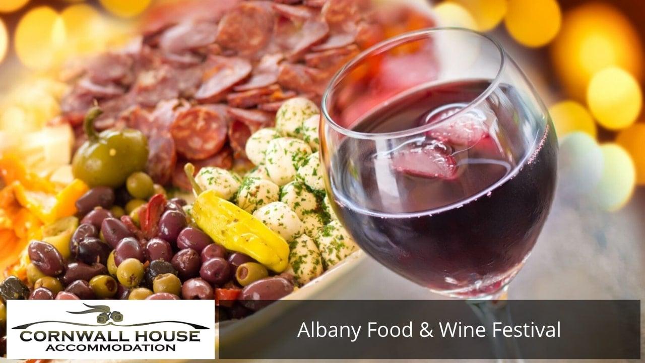 Albany Food & Wine Festival