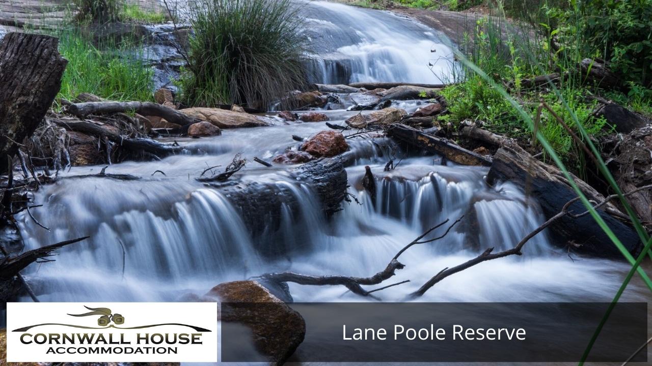 Lane Poole Reserve