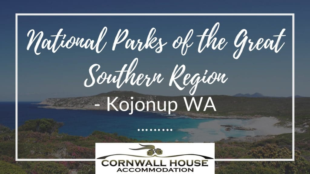 National Parks of Great Southern Region