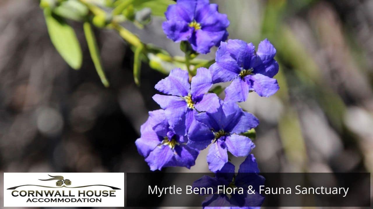 Myrtle Benn Flora and Fauna Sanctuary