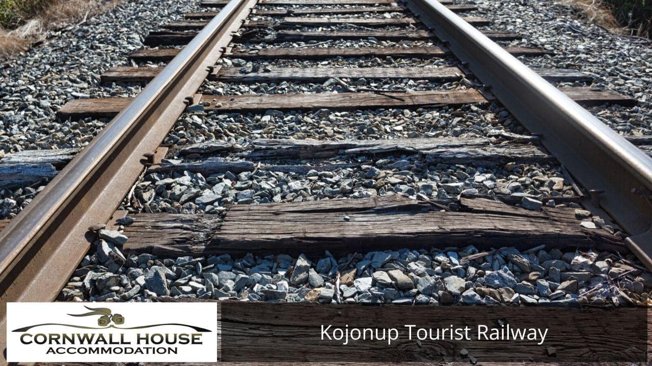 The Kojonup Tourist Railway