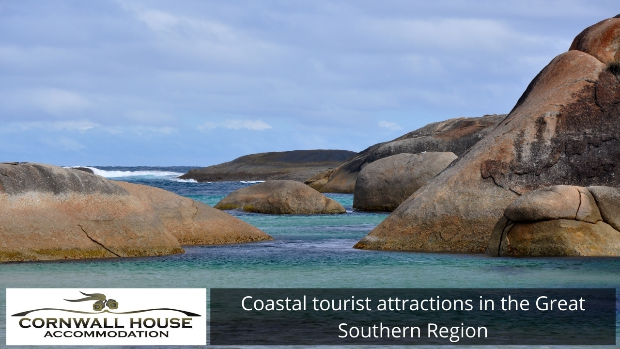 Coastal tourist attractions in the Great Southern Region