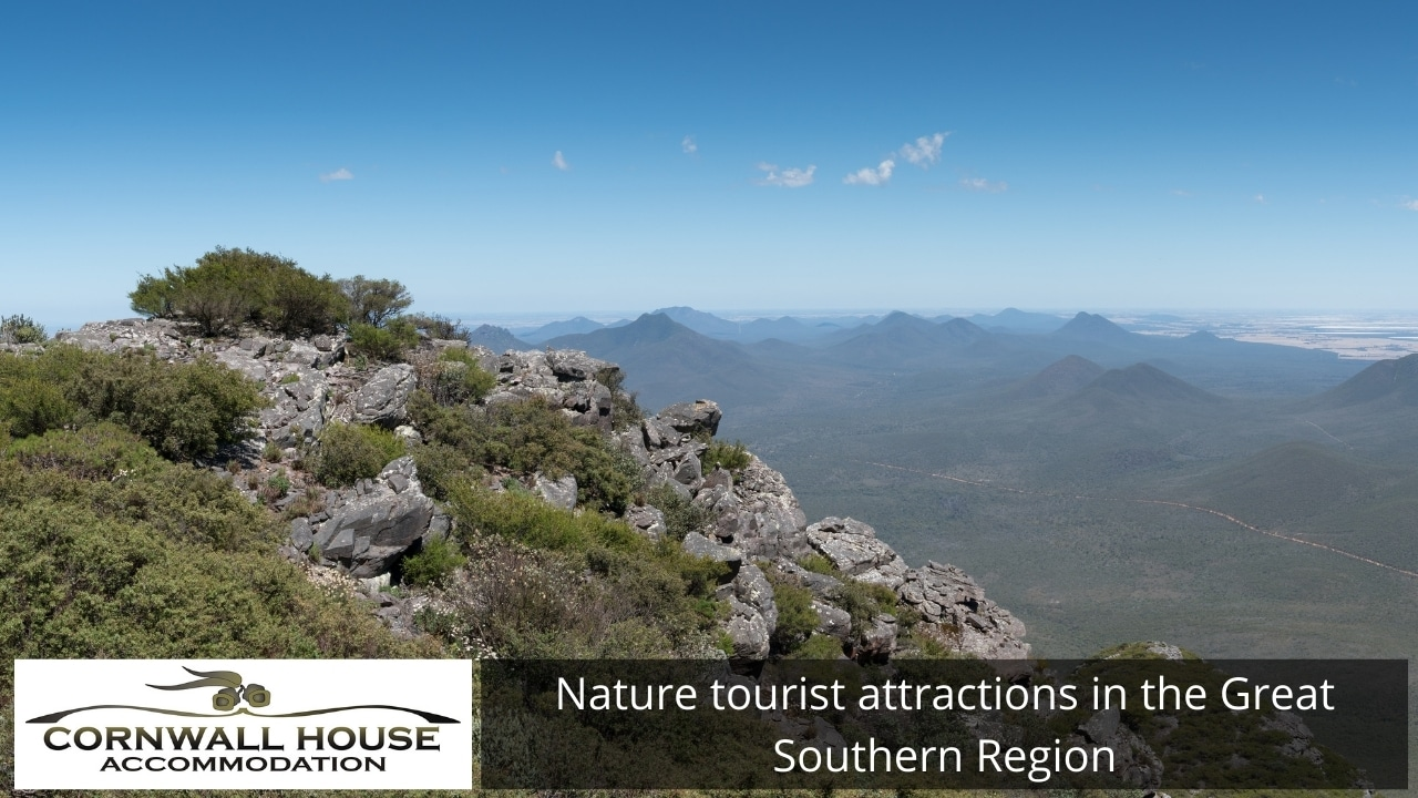 Nature tourist attractions in the Great Southern Region