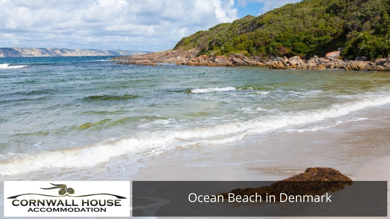 Ocean Beach in Denmark