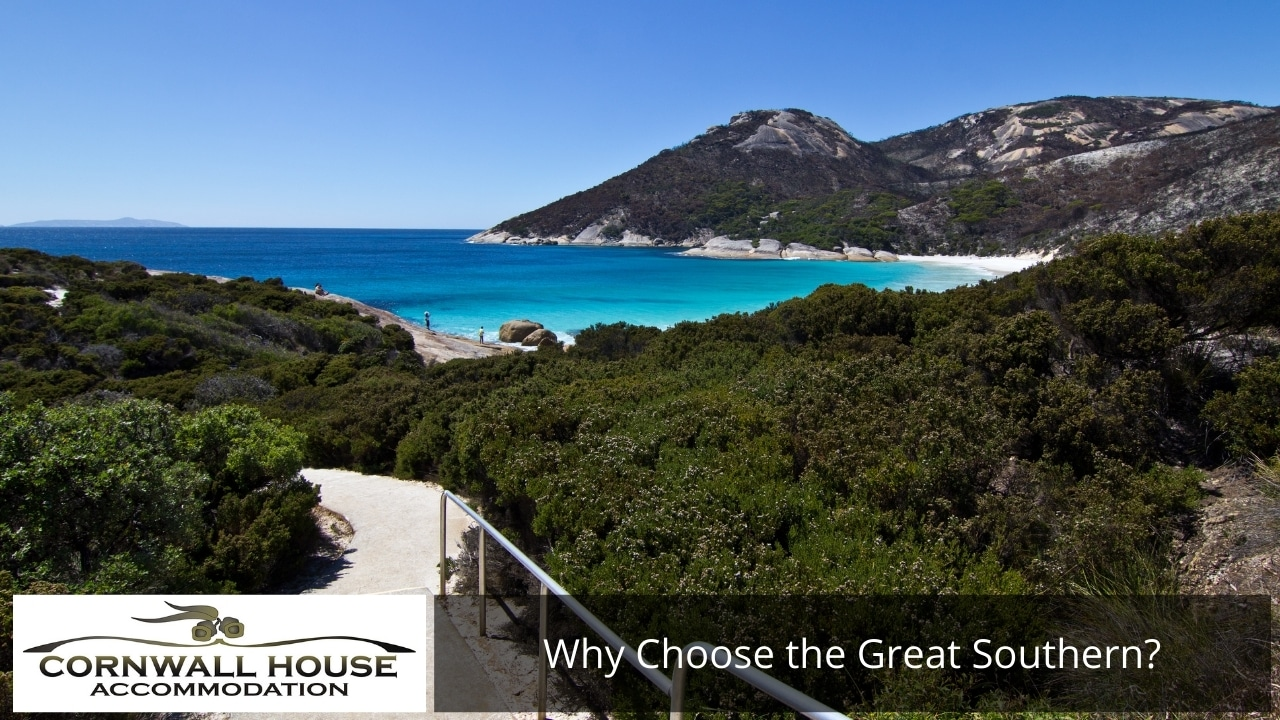 Why Choose the Great Southern?