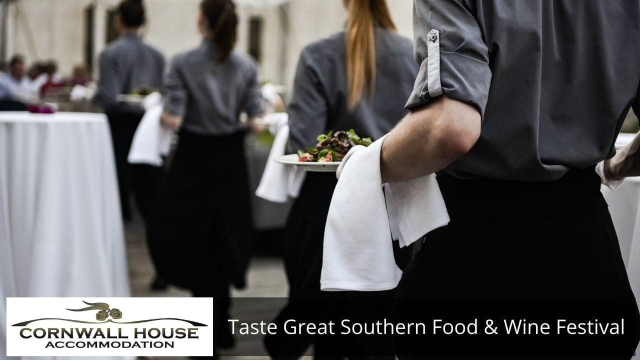 Taste Great Southern Food & Wine Festival