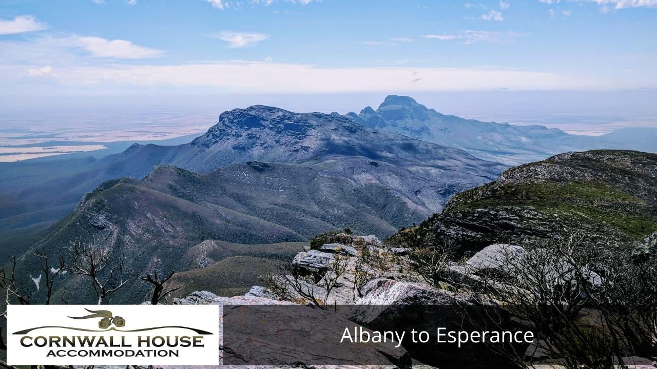 Albany to Esperance