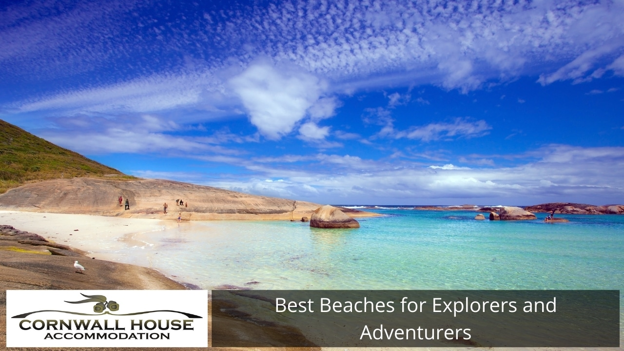 Best Beaches for Explorers and Adventurers