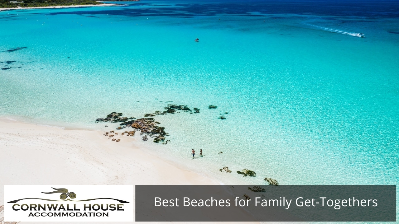 Best Beaches for Family Get-Togethers