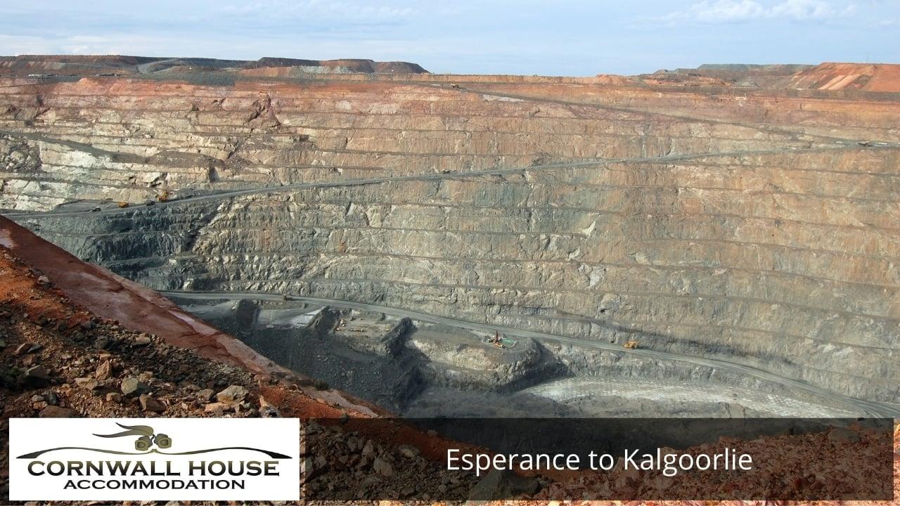 Esperance to Kalgoorlie