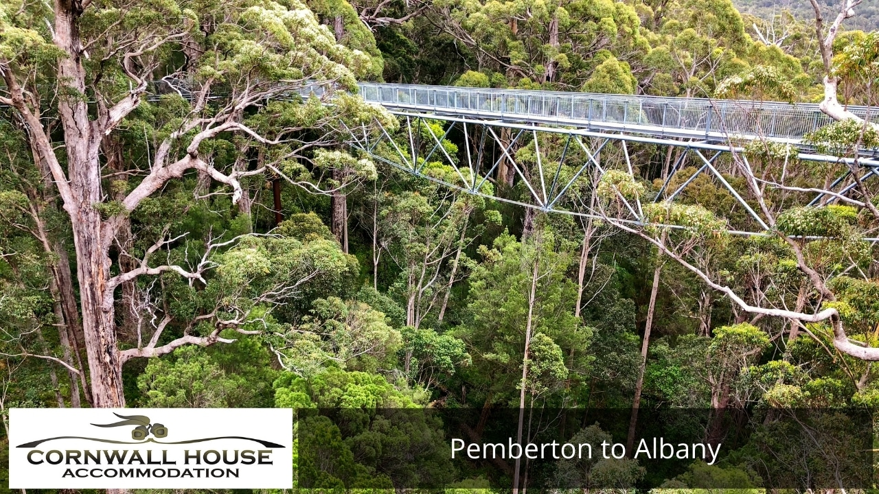 Pemberton to Albany