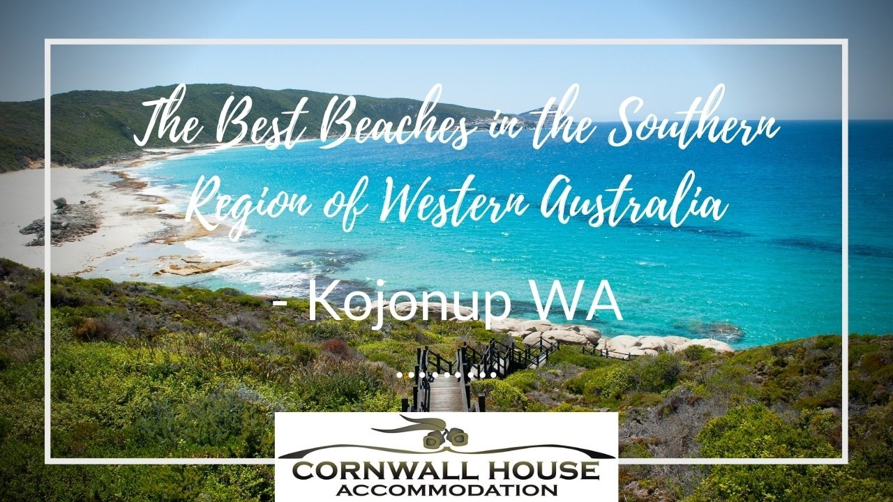 The Best Beaches in the Southern Region of Western Australia