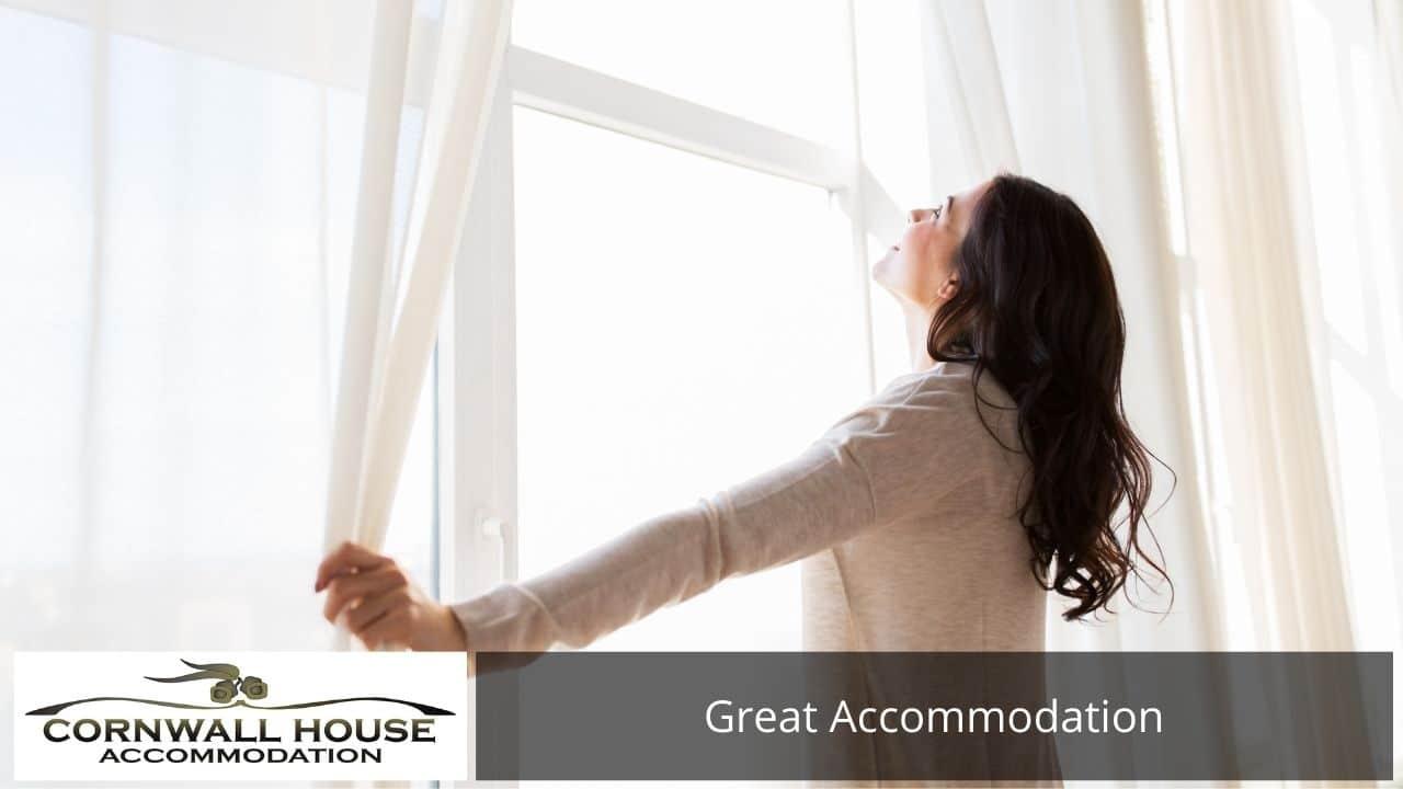 Great Accommodation